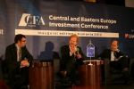 CFA investment conference in Bucharest, April 2012