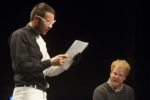 Economics of Good and Evil - performance in Berlin, November 2012